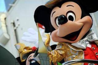 多治見の街にミッキーがやってくる!30周年記念ザ・ハピネス・ツアー