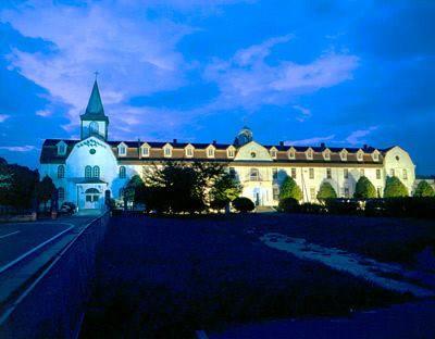 多治見修道院や国宝永保寺、日本一暑い街、多治見で観光♪