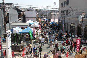 多治見市、美濃焼の街で「たじみ茶碗まつり」開催