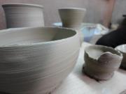 多治見で、陶芸体験!!『やきもの教室 杜の土』世界に一つだけの美濃焼