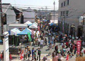 多治見市・陶器の街で「たじみ陶器まつり」開催