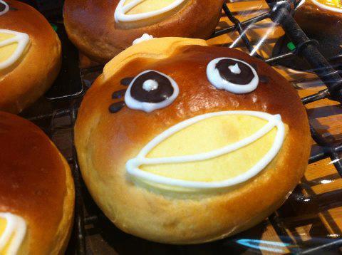 多治見のパン屋「ARTIGIANO (アルティジャーノ)」うながっパンあります