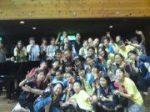 地球村で多治見少年少女合唱団の音楽コンサート開催