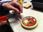 多治見でタイルを使ったモザイクアート体験in「mosaic美鈴」