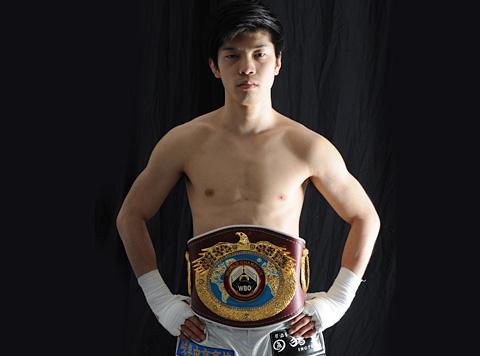 田中恒成 初防衛戦 ボクシング 多治見