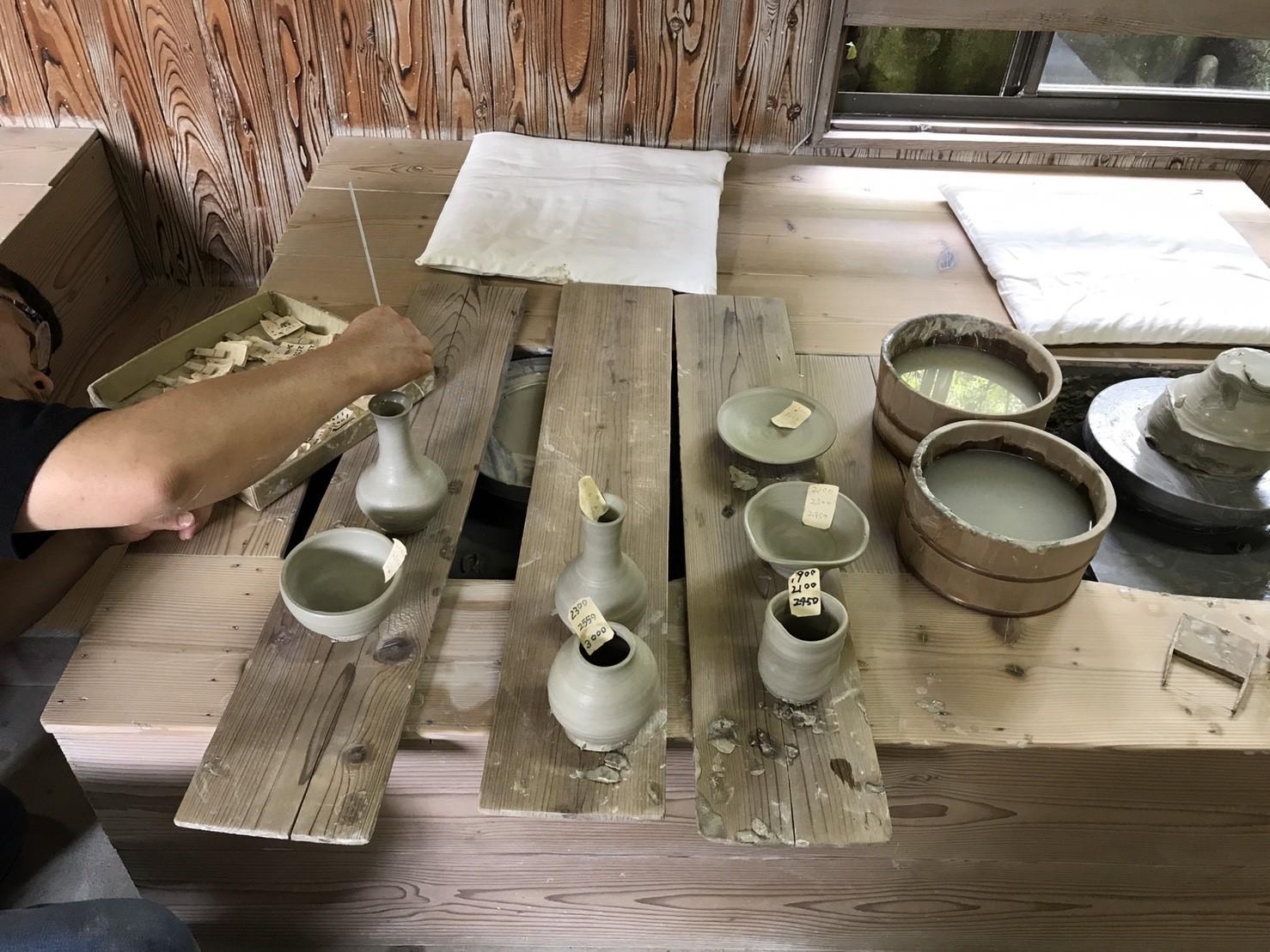 多治見 美濃焼 陶器体験 陶磁器 虎渓窯